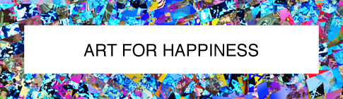 ART FOR HAPPINESS BANNER