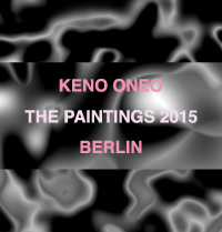 ARTWORK BOOK, KENO ONEO - THE PAINTINGS 2015, PDF